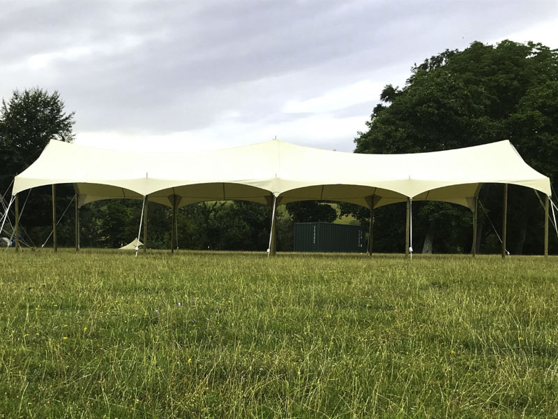 8 Amazing Extra Large Canvas Festival Canopy to Hire