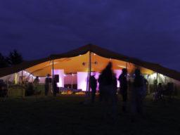 Bedouin Orange Festival Marquee copy