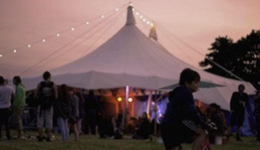 Festival Marquee Hire Service