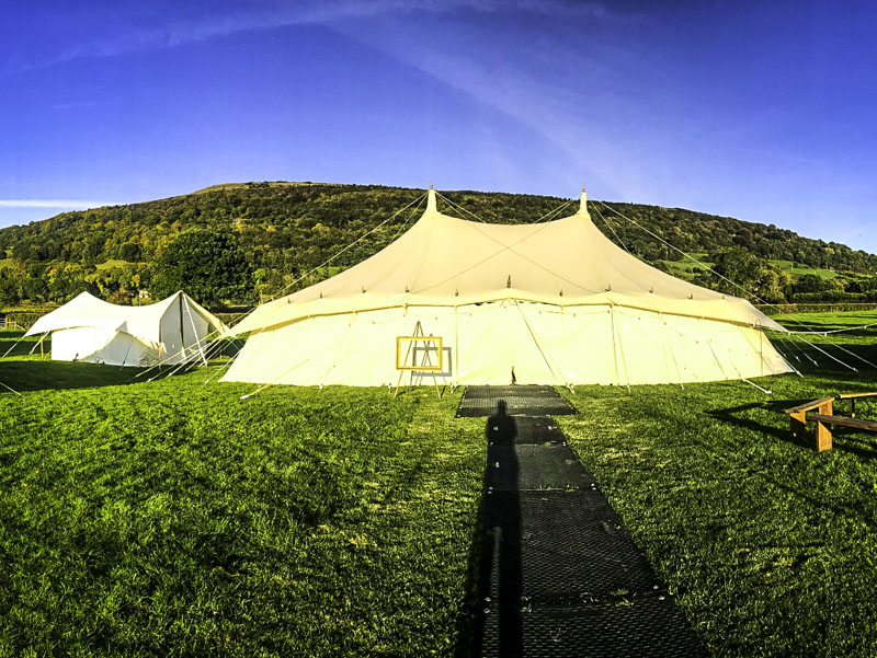 Festival Wedding Marquee Package