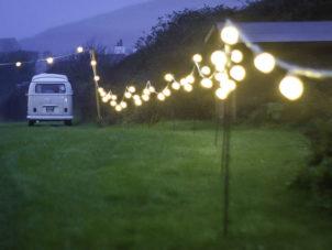Festoon Lights Camper