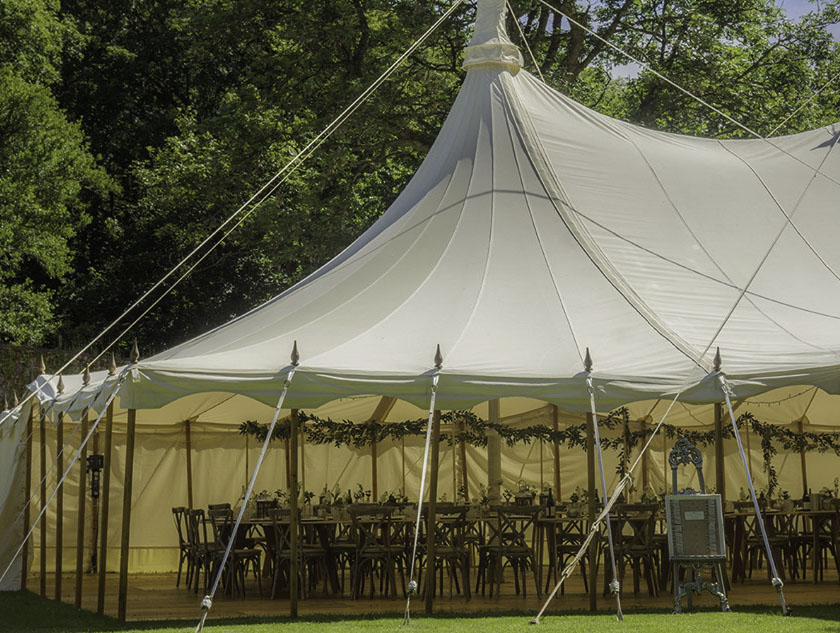 Heartwood Marquee Exterior