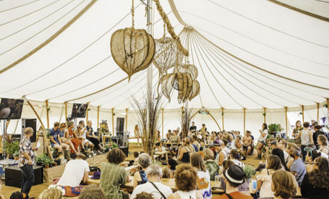 Wonderful Festival Marquee Venues