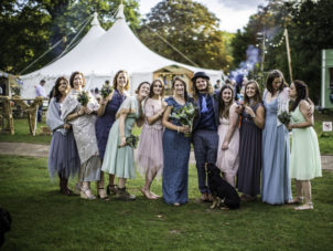 Forest Wedding Marquee Hire